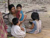 Tsimane' children have worse health if their parents are less botanically savvy