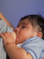 Breastfed babies have higher IQs if they have the 'C' version of the FADS2 gene.